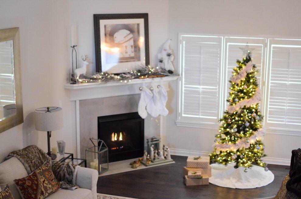 Jak udekorować mieszkanie na Boże Narodzenie