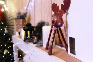 dekoracje bożonarodzeniowe na okna