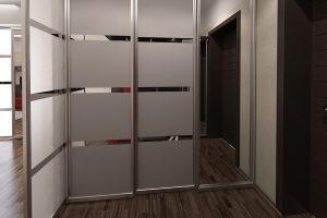 drzwi przesuwne do aranżacji szafy