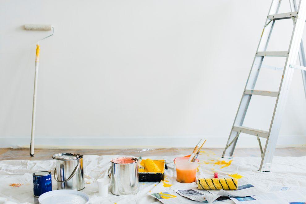 Ciekawe pomysły na pomalowanie pokoju
