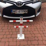 Blokady parkingowe - gdzie kupić i dlaczego warto je zainstalować?