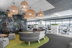 SMART OFFICE - Miejsce, w którym liczy się automatyzacja, ergonomia i wellness pracownika