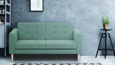 Musztardowa sofa czy butelkowa zieleń - co wybrać?