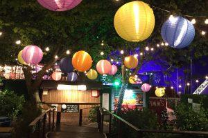 Lampa grzewcza – idealna na ogród i do ogródka piwnego