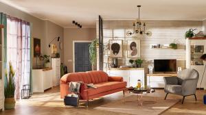 Niewielka zmiana aranżacji, która wiele zmieni – nowe oświetlenie salonu