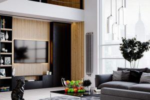 Dekoracyjne grzejniki pokojowe - ciepło i ozdoba