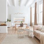 Małe mieszkanie w kamienicy – wnętrze w nowoczesnym stylu